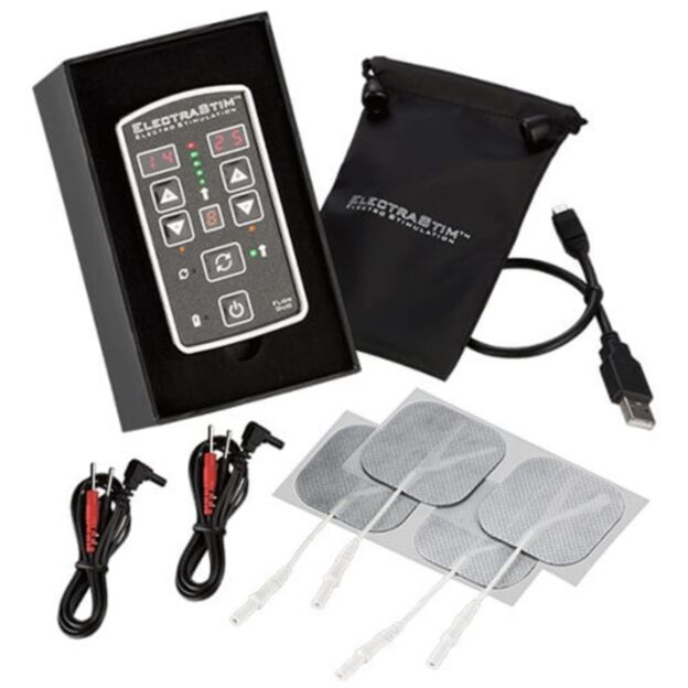 Electrastim Flick Duo Stimulator Pack EM80-E
