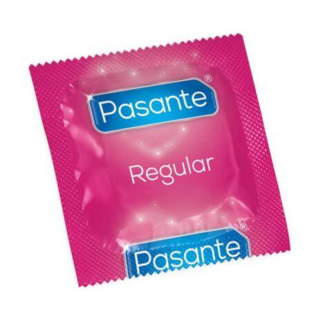 Pasante Regular Condoms-12 pack